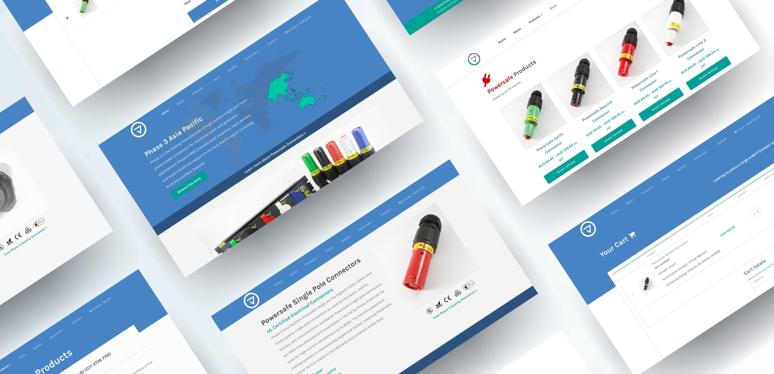 Phase 3 APAC Website